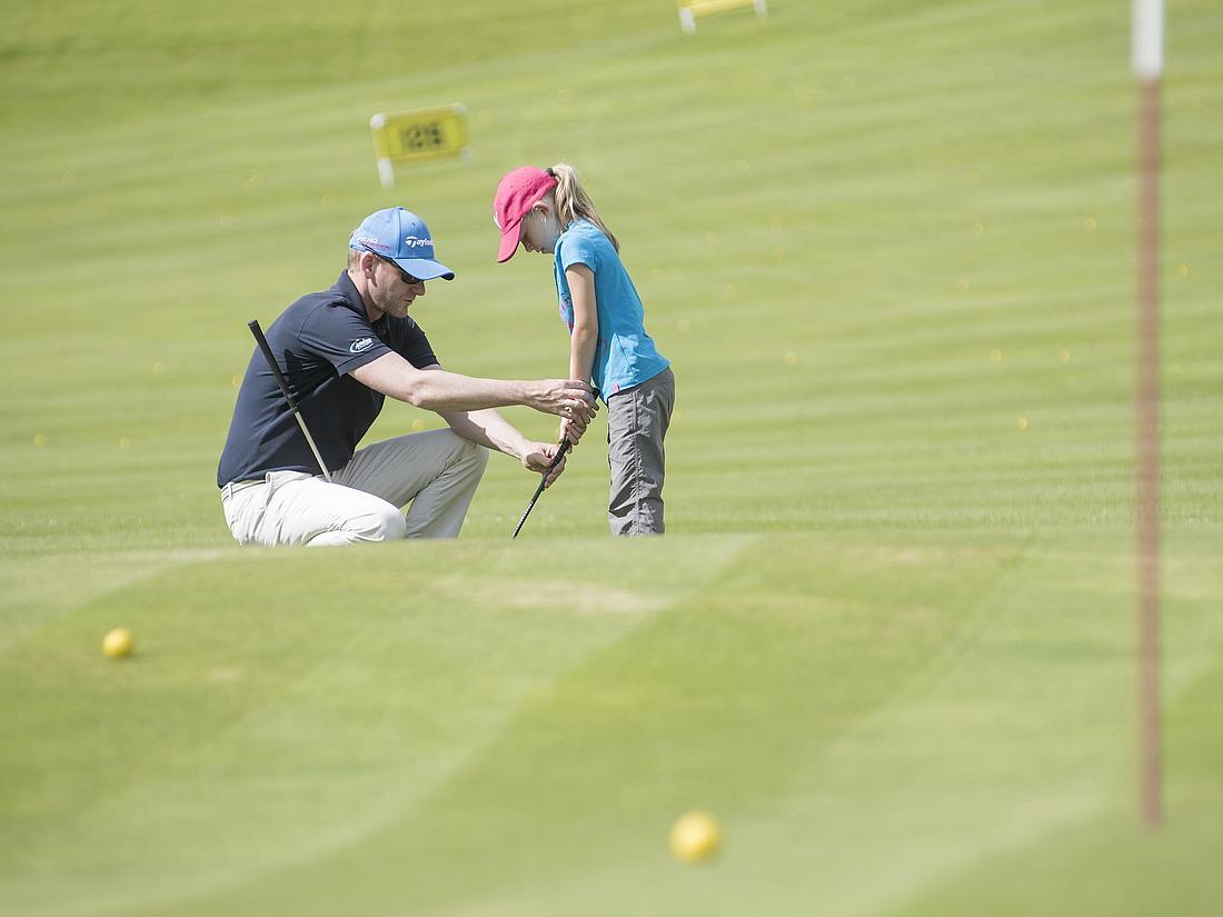 Achensee Kindergolf